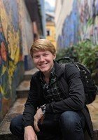 A photo of Nicholas, a tutor from Loyola University Maryland