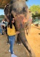 A photo of Shreya, a tutor from University of Florida