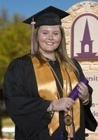 A photo of Brianna, a tutor from University of Mary Hardin-Baylor