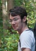 A photo of Kyle, a tutor from Appalachian State University