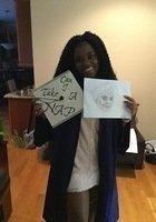A photo of Kija, a tutor from University of North Carolina at Greensboro