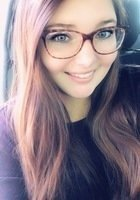 A photo of Arika, a tutor from Virginia Wesleyan College