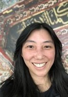 A photo of Hua, a tutor from Duke University