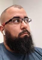 A photo of Rashid, a tutor from University of Puerto Rico-Rio Piedras