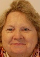 A photo of Susan, a tutor from Vassar College