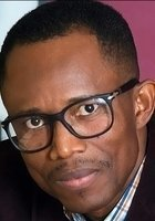 A photo of Charles, a tutor from Njala University