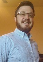 A photo of Ryan, a tutor from The University of Texas at San Antonio