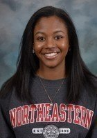 A photo of Asha, a tutor from Northeastern University