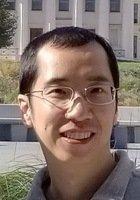 A photo of Fan, a tutor from Zhejiang University of Technology