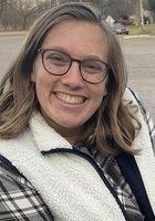 A photo of Eliza, a tutor from Wesleyan University
