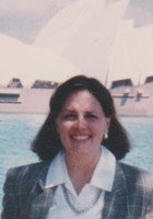A photo of Nancy, a tutor from Rhodes College