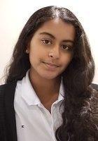 A photo of Keerthana, a tutor from New York University