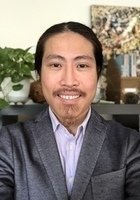 A photo of Wei Chung, a tutor from Columbia University in the City of New York