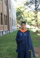 A photo of Xihao, a tutor from Ohio State University-Main Campus