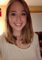A photo of Samantha, a tutor from University of Northern Colorado