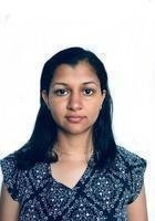 A photo of Minusha, a tutor from Rajagiri School of Engineering and Technology