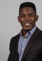 A photo of Osei, a tutor from Florida Atlantic University