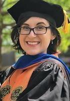 A photo of Rebecca, a tutor from SUNY at Fredonia
