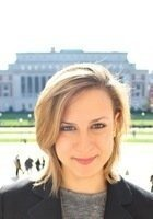 A photo of Ariel, a tutor from Barnard College Columbia University