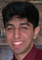 A photo of Faiz, a tutor from Virginia Commonwealth University