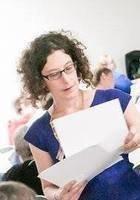 A photo of Kristen, a tutor from Bradley University