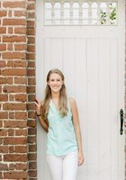 A photo of Sarah Grace, a tutor from Anderson University