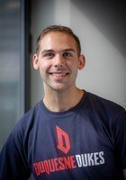 A photo of Dylan, a tutor from Duquesne University