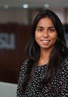 A photo of Supriya, a tutor from Johns Hopkins University