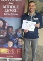 A photo of Ahmed, a tutor from Indiana University of Pennsylvania-Main Campus