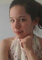 A photo of Hannah, a tutor from University of South Carolina-Columbia