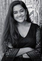 A photo of Priya, a tutor from Emory University
