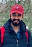 A photo of Rishabh, a tutor from PEC University of Technology