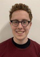 A photo of Zachary, a tutor from Central Washington University