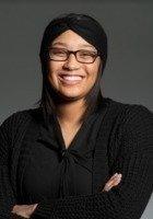 A photo of Mya, a tutor from University of Arkansas