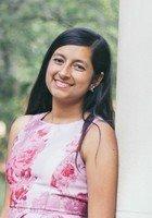 A photo of Karthika, a tutor from Rice University