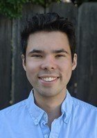 A photo of Michael, a tutor from Santa Clara University