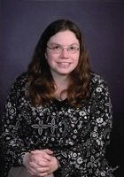 A photo of Valerie, a tutor from Slippery Rock University of Pennsylvania