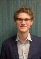 A photo of Robert, a tutor from Columbia University in the City of New York