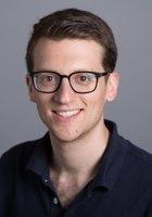 A photo of Jason, a tutor from Washington University in St Louis