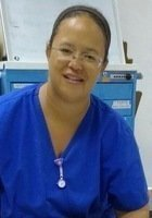 A photo of Michaela, a tutor from Bel-Rea Institute of Animal Technology