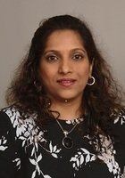 A photo of Anjum, a tutor from nmkrv college