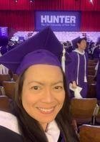 A photo of Marmee Regine, a tutor from CUNY Hunter College