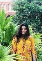 A photo of Binita, a tutor from Wingate University