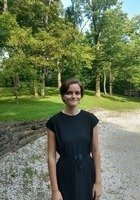 A photo of Lauren, a tutor from Indiana University-Bloomington