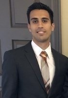 A photo of Farouq, a tutor from University of Oklahoma Norman Campus