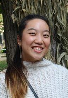 A photo of Nicole, a tutor from Yale University