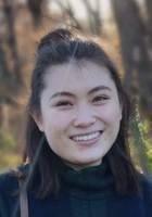 A photo of Anna, a tutor from University of California-Berkeley