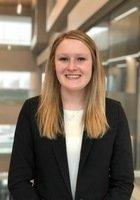 A photo of Jenna, a tutor from Bradley University