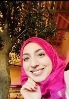 A photo of Shireen, a tutor from Northeastern Illinois University