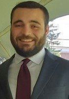 A photo of Nicholas, a tutor from SUNY at Fredonia